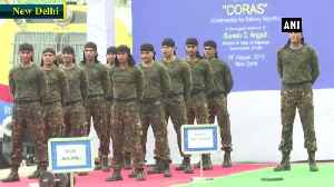 Minister Piyush Goyal inducts first batch of 'Commandos for Railway Security [Video]