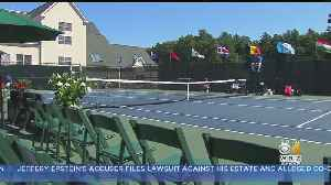 International Pro Women's Tennis Tournament Being Held In Concord [Video]