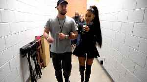 Ariana Grande 'living in the studio' as she works on new music [Video]