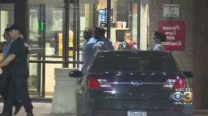 News video: Suspect In Hours-Long Standoff Has Newborn Child, Philadelphia Police Say