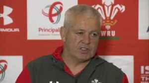 Gatland: World Cup places still up for grabs [Video]
