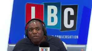 David Lammy  Brands #KnifeFree Chicken Boxes As