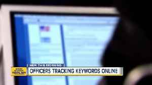 Social Media Monitoring to look for keywords to stop threats [Video]