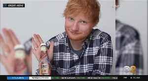 Ed Sheeran, Heinz Team Up To Raise Money For Charity [Video]