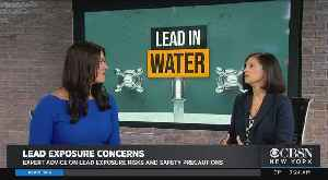 Newark Water Emergency: How Lead Levels Can Affect Children [Video]
