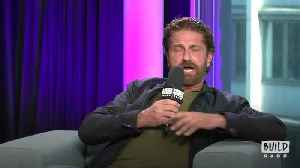Gerard Butler Hints at Fourth Film in the 'Fallen' Franchise [Video]