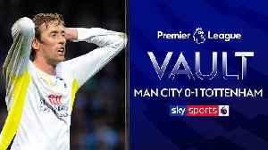 PL Vault   Man City 0-1 Tottenham (2010) [Video]
