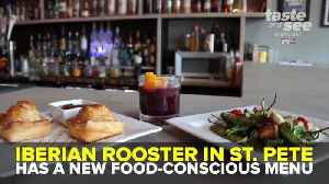 Iberian Rooster in St. Pete has a new food-conscious menu | Taste and See Tampa bBy [Video]