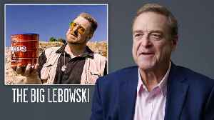 John Goodman Breaks Down His Most Iconic Characters [Video]