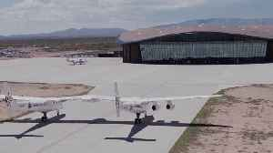 World's first commercial spaceport is operational – Virgin Galactic