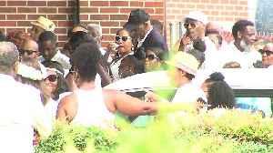 Hundreds Attend Vigil Remembering Man Shot, Killed Outside North Carolina Restaurant [Video]