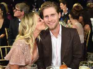 News video: Kaley Cuoco doesn't live with her husband Karl Cook!