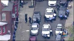 News video: Suspect In Custody Following Philadelphia Shooting
