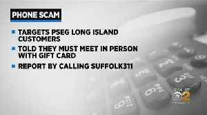 Long Island PSEG Customers Targeted By Phone Scam [Video]