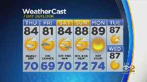 New York Weather: 8/15 Thursday Afternoon Forecast [Video]