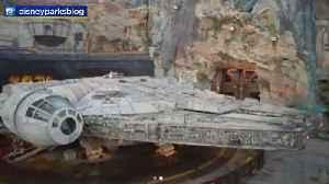 Web Extra: Star Wars: Galaxy's Edge [Video]