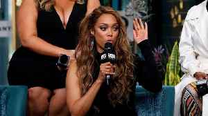 Tyra Banks believes people are afraid of women who embrace their age [Video]