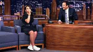 Alessia Cara Returns to 'Tonight Show' for Rematch of 'Wheel of Music' | Billboard News [Video]