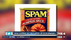 News video: Spam hopping on the pumpkin spice bandwagon