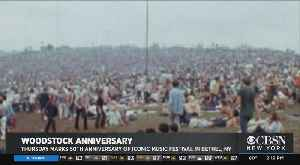 50th Anniversary Of Woodstock [Video]
