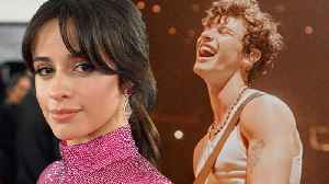 Shawn Mendes FIRES UP Camila Cabello Shippers With STEAMY New Photos & IG Caption! [Video]