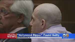 News video: 'Hollywood Ripper' Found Guilty Of Murdering 2 Women