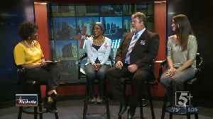 Plus Side of Nashville: The Compassionate Friends p1 [Video]