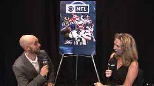Beth Mowins On Oakland Raiders, Antonio Brown, And Derek Carr [Video]