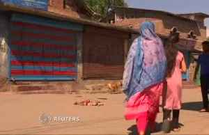 News video: India critics cry 'freedom' after move to strip Kashmir rights