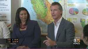 Gov. Newsom Talks Housing Crisis Solutions With San Francisco Teachers [Video]