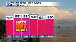 Storms This Evening, Heat Builds [Video]