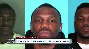 Detroit Most Wanted: Convicted criminal Darryl Gillium-French walks out of halfway house front door [Video]