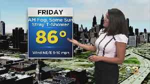 Philadelphia Weather: Gradual Warming Into Weekend [Video]