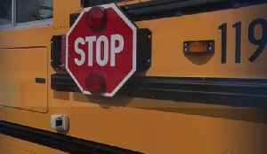New bill proposes double fines for drivers who pass school buses [Video]