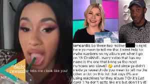 Cardi B ATTACKS Hollyscoop's Maddison Hill & Courtney Revolution! | Daily Rewind [Video]