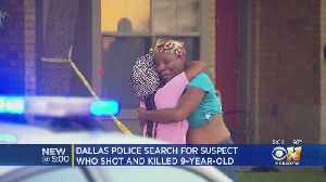 Police: Teen Rapper Enraged by Rival 'Dis' Track Shot Brandoniya Bennett, 9 [Video]