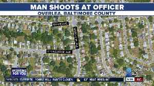Man arrested for firing gunshots at Baltimore County officer [Video]