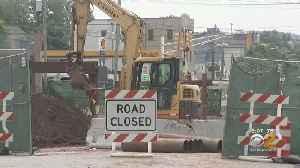 Ridge Road Bridge Project Moving Again [Video]