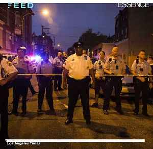 Philly Shooting [Video]