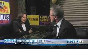 KIMT talks to Kamala Harris [Video]