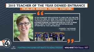 Ferris teacher denied entrance at a Texas immigrant detention center [Video]