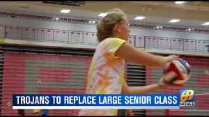 Parkland girl's volleyball 2019 preview [Video]