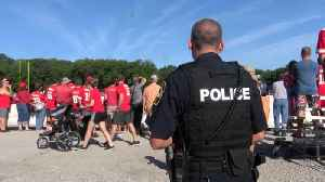 MWSU Police keeping Chiefs players, fans safe during training camp [Video]
