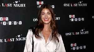 Jenna Willis 'One Last Night' Premiere Red Carpet [Video]