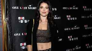 Ali Cobrin 'One Last Night' Premiere Red Carpet [Video]