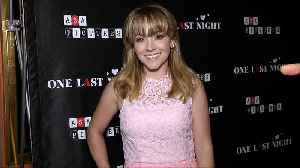 Kelly Stables 'One Last Night' Premiere Red Carpet [Video]