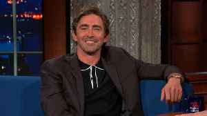 Lee Pace: My Life was Changed by 'Lord Of The Rings' [Video]