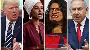 Israel bars entry to US Congresswomen targeted by racist Trump tweets [Video]