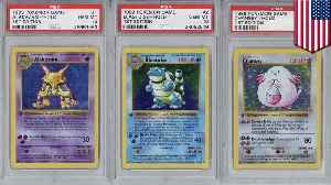 Pokémon cards sell for over $100,000 at auction [Video]