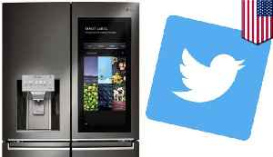 Teen tweets from smart fridge after mom takes her phone [Video]